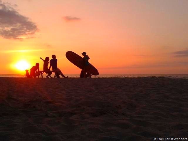 My 25th in Travel - March Surfing at San Juan in La Union