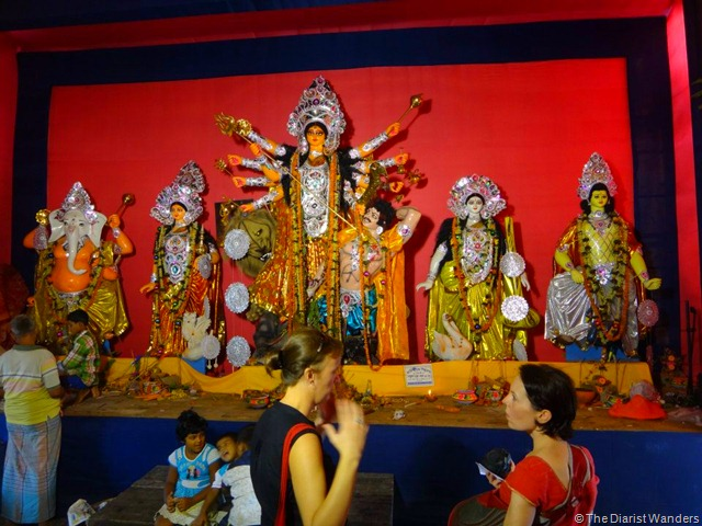 My 25th in Travel - October Durga Puja at Kolkata