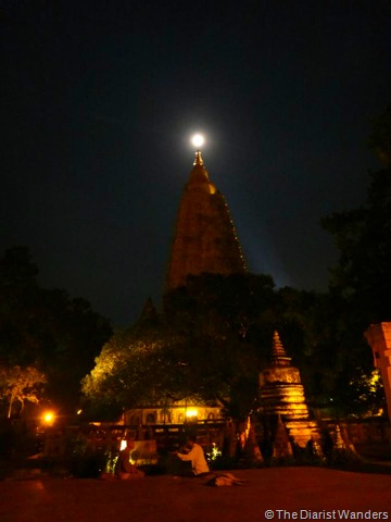 My 25th in Travel - September Mahabodhi Temple at Bodh Gaya