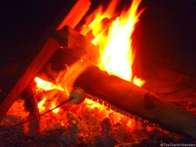 Nagsasa - Mallows on fire