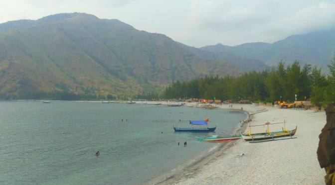 Backpacking Philippines: Zambales' Nagsasa Cove for the Curious (First Time Camper Edition!)