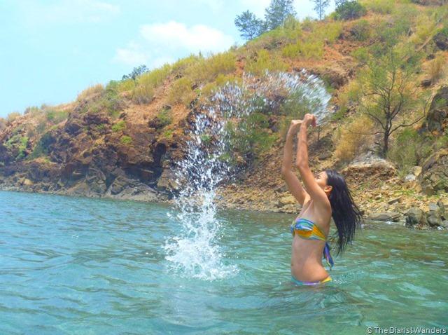 Nagsasa - Water Splash
