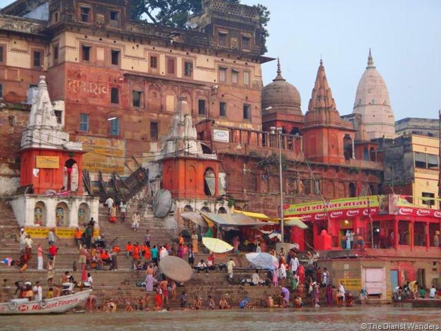 Varanasi Puja - The Ghats of Varanasi