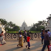 Viahera Vlogs: A Visit to the Victoria Memorial, Kolkata (Calcutta), West Bengal
