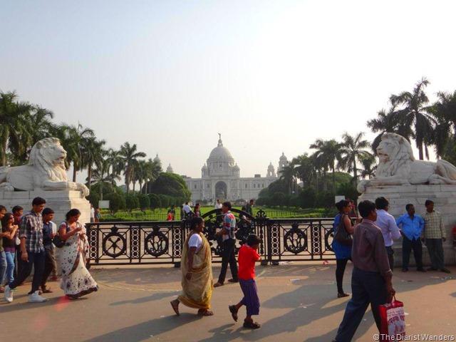 Viahera Vlogs - Kolkata - Victoria Memorial Gate