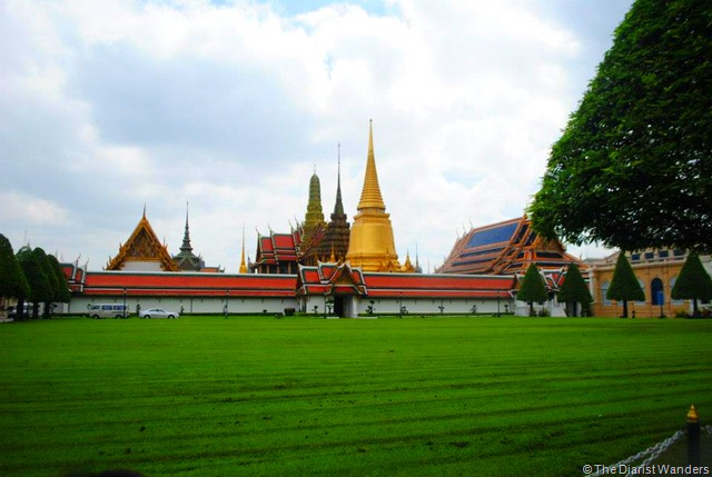 Backpacking SEA - Bangkok - Grand Palace Grounds