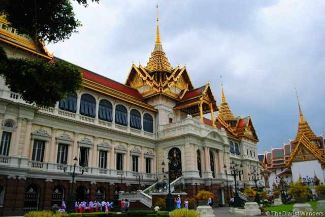 Backpacking SEA - Bangkok - The Grand Palace