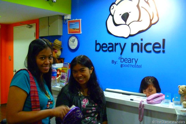Singapore - Beary Nice stay