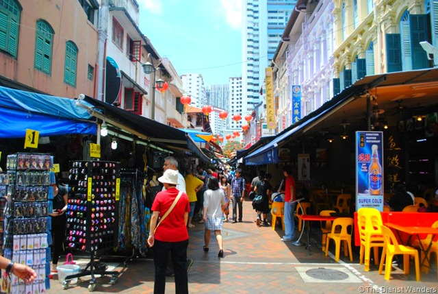 Singapore - More of Chinatown