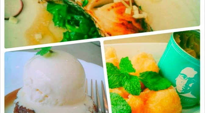 FoodieFriday: Anti-stress Goodness at The Fort Strip