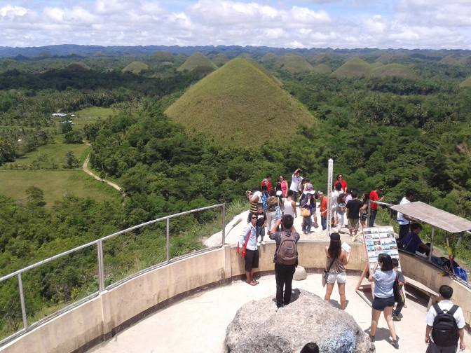 Instagram Travel: island hopping in Visayas