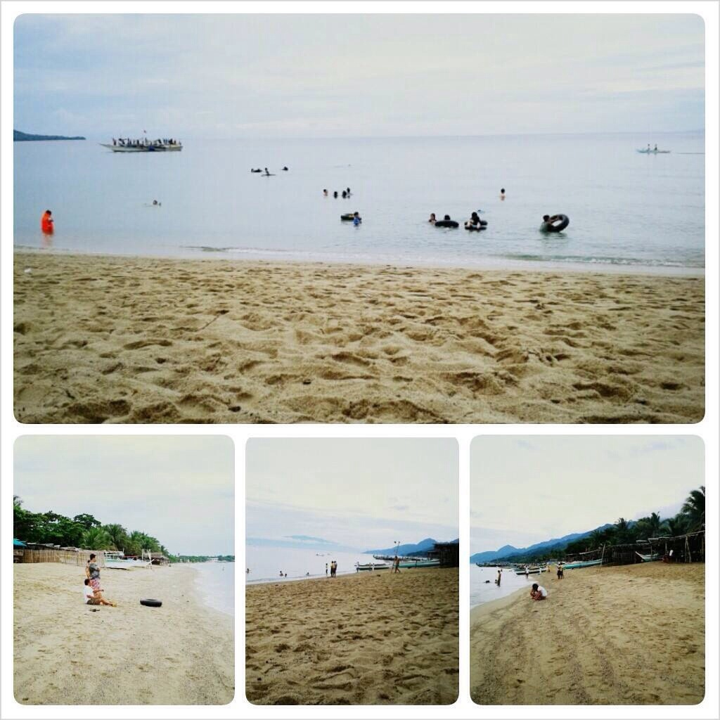 Beach at Laiya Balacbacan