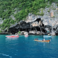 #100Days Photo 4: Viking Cave, Ko Phi Phi Island Group, Phuket, Thailand