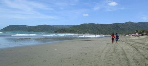 April - Holy Weekend at Baler