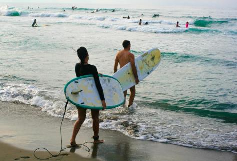 December - Surfing Weekend in La Union