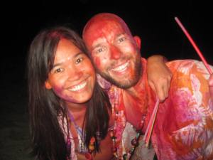 March - Holi Crazy with Baldy