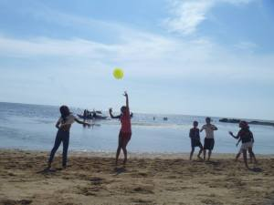 May - 10th Frisbeach at Burot, Calatagan, Batangas