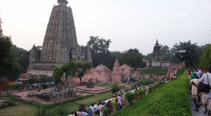 Reblogged: Bodh Gaya: the journey to Nirvana