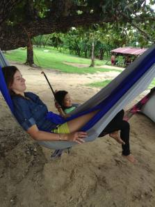 September - Chilling at Burot Beach, Calatagan, Batangas