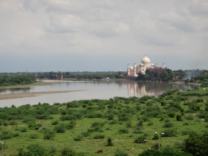 Reblogged: The Taj Mahal – Finally!
