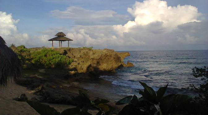 FotoFolio: Rock View Beach Resort, Bolinao, Pangasinan
