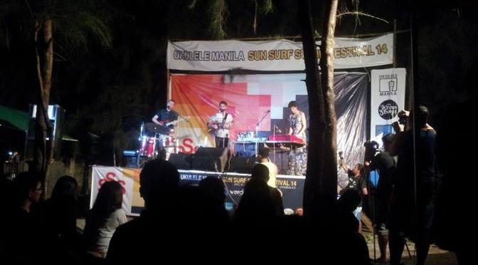 Waves and Melodies of the Sun Surf Strum Festival 2014