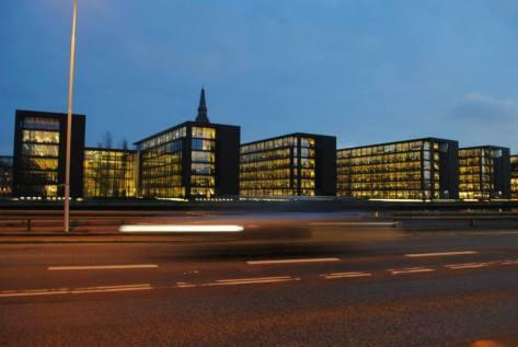 Copenhagen - Nodea Bank Complex