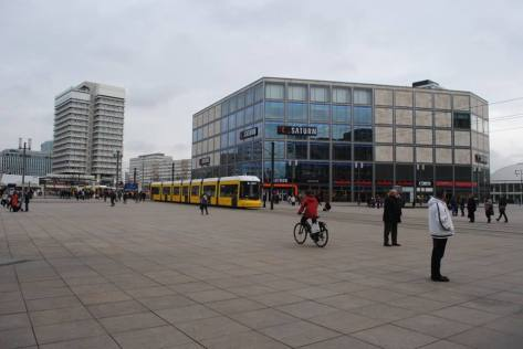 Alexanderplatz, where it begins!