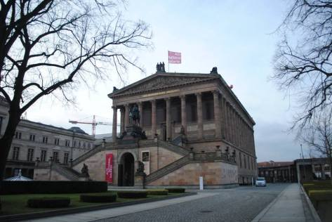 Fotofolio - Alte Nationalgalerie