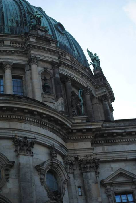 Fotofolio - Berlin Cathedral Dome details