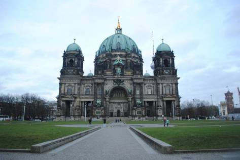 Fotofolio - Berlin Dom and the Lustgarten