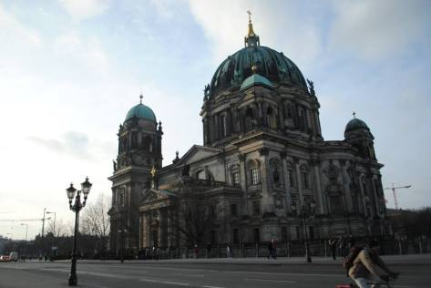 The Berliner Dom, aka Berlin Cathedral, is probably one of the most photographed landmark in Berlin.