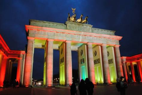 Fotofolio - Brandenburger Tor