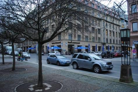 Fotofolio - Freidrichstraßee shopping street