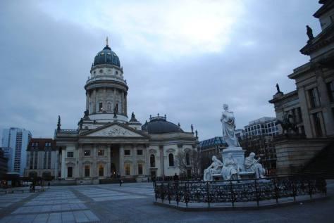 Fotofolio - Gendarmenmarkt German Cathedral