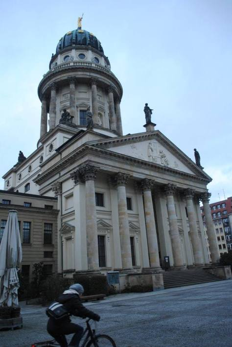 Fotofolio - Gendarmenmarkt French Cathedral