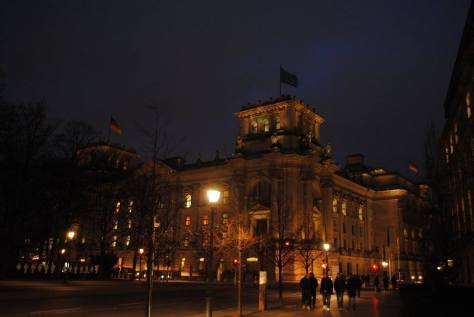 Fotofolio - Reichstag Parliament Building