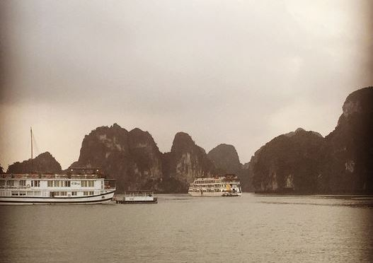 #100Days Photo 39: Ha Long Bay, Vietnam
