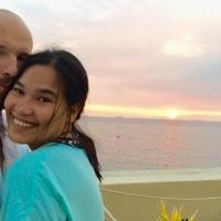 #100Days Photo 42: Manila Bay Sunset at Sofitel Philippine Plaza Hotel, Metro Manila, Philippines