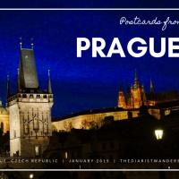 Fotofolio: Postcards from Prague
