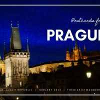 Fotofolio: Postcards from Prague