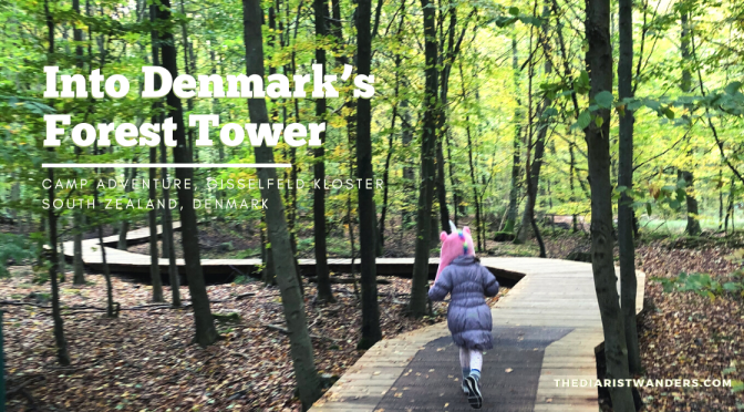 Exploring Denmark: Camp Adventure's Forest Tower